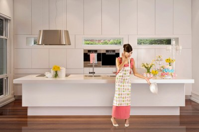 5 Lifestyle Kitchens from Touch Wood Cabinetry - What Does ...