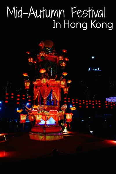 Mid-Autumn Festival celebrations - Cammi.DK