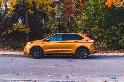 Review: 2015 Ford Edge Sport   Canadian Auto Review