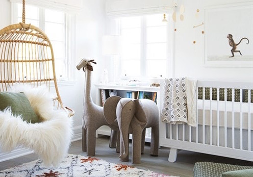 12 Cute As Pie Baby Boy Nursery Decorating Ideas   Canvas Factory