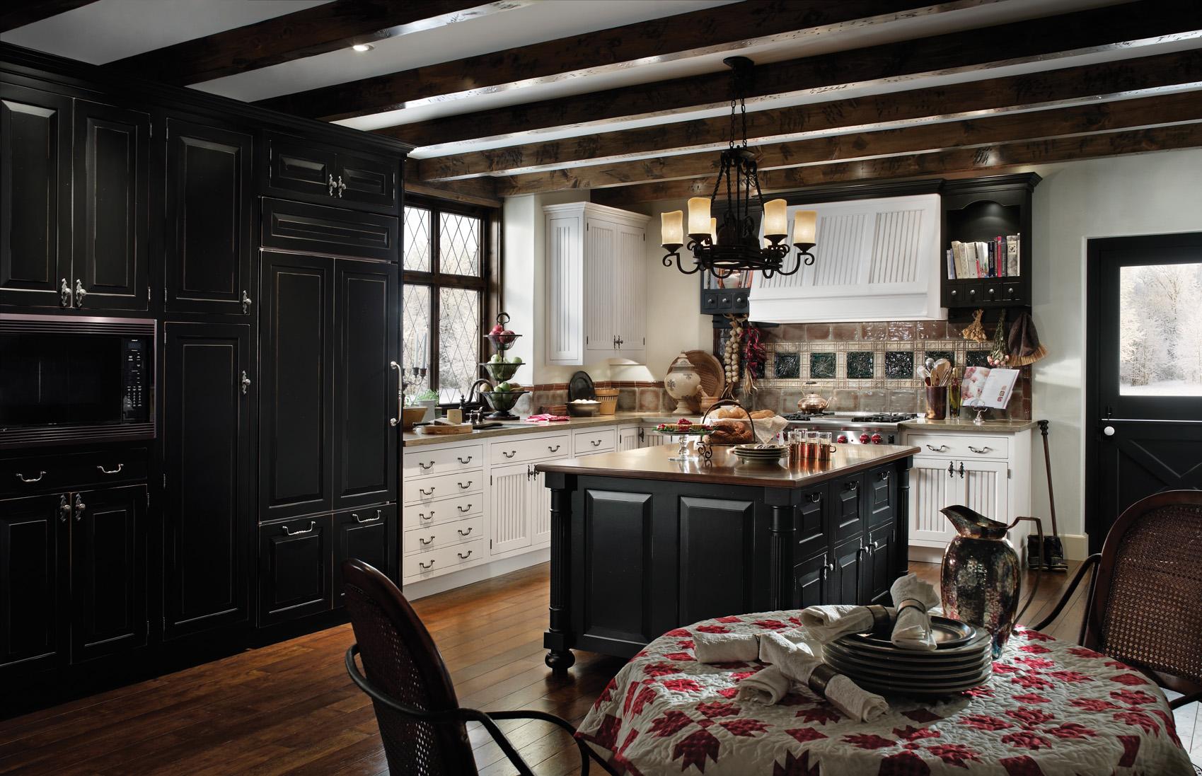 european inspirations kitchen remodel tucson European Country OO 1