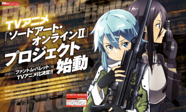 Aniplex Of America Set To Stream    Sword Art Online II    Worldwide     Sword Art Online 11 Promotional Image 01