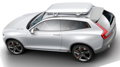 2015 Volvo XC90 Closely Previewed by New XC Coupe Concept for Detroit » Car-Revs-Daily.com