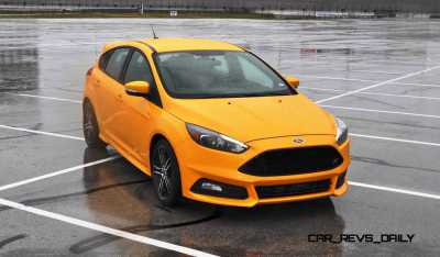 2015 Ford Focus ST Review