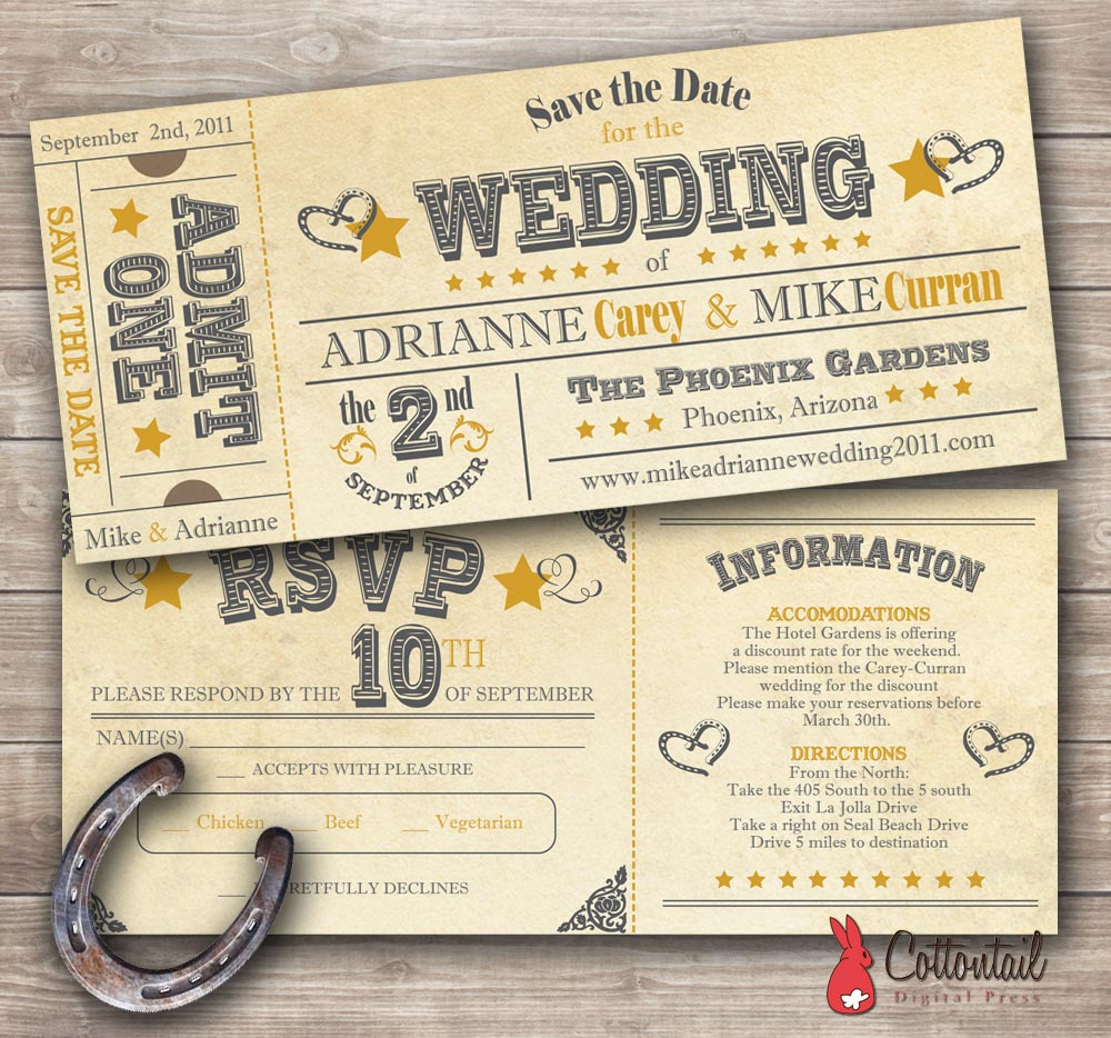 western wedding invitations country country wedding invitations Western Wedding Invitation Templates Amazing Rustic