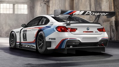 2015 BMW M6 GT3 - Wallpapers and HD Images | Car Pixel