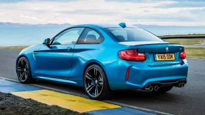 2016 BMW M2 Coupe (UK) - Wallpapers and HD Images | Car Pixel