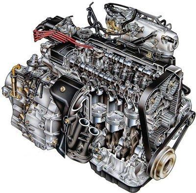 Por que os motores fundem? - Carro de Garagem