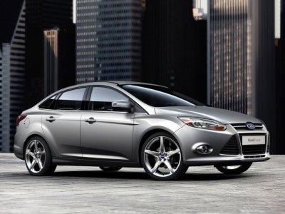 Комплектации, цены на Ford Focus Sedan 2013/Форд Фокус Седан - Седан. Первые фотографии и ...
