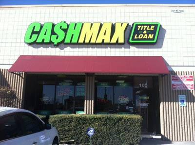 CashMax Title & Loan - 2501 South WS Young Drive, #105 - Killeen, TX