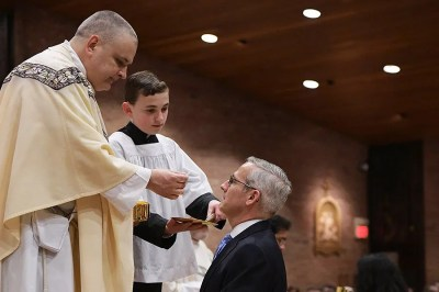Founder of 40 Days for Life enters Catholic Church on Easter