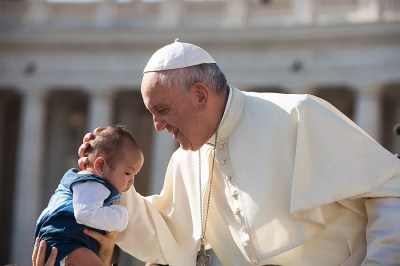 What saves us from loneliness? Family! Pope Francis says