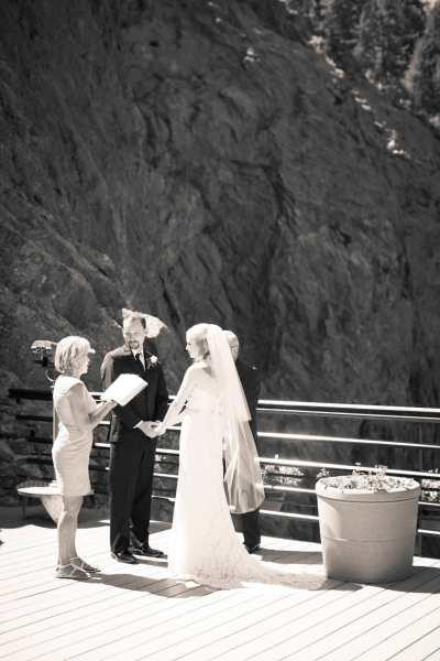 Patrice and Brad's Seven Falls Wedding Celebration ...