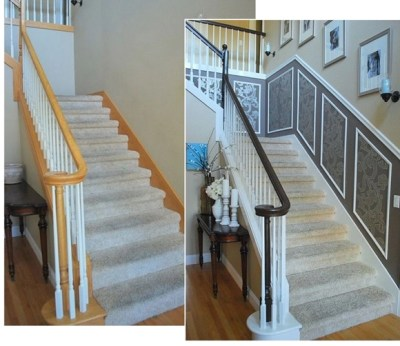 The Staircase Reveal: Part One | Centsational Style