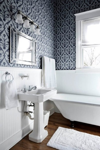 More Ways to Update a Bathroom | Centsational Style