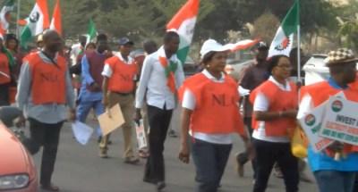 NLC Strike Over Petrol Price Hike Enters Day Three - ChannelsTV
