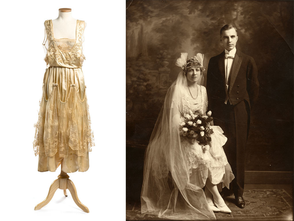 s wedding dresses native american wedding dress Silk and lace wedding dress Annie Kangeter