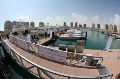 Gulf Craft's Yachting Lifestyle Show 2011 - Qatar — Yacht ...
