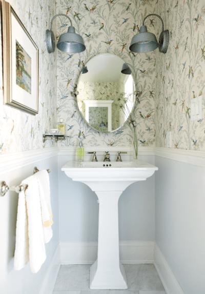 5 pretty powder room designs - Chatelaine