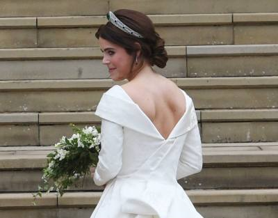 Princess Eugenie's Royal Wedding Recap: What Went Down | Chatelaine
