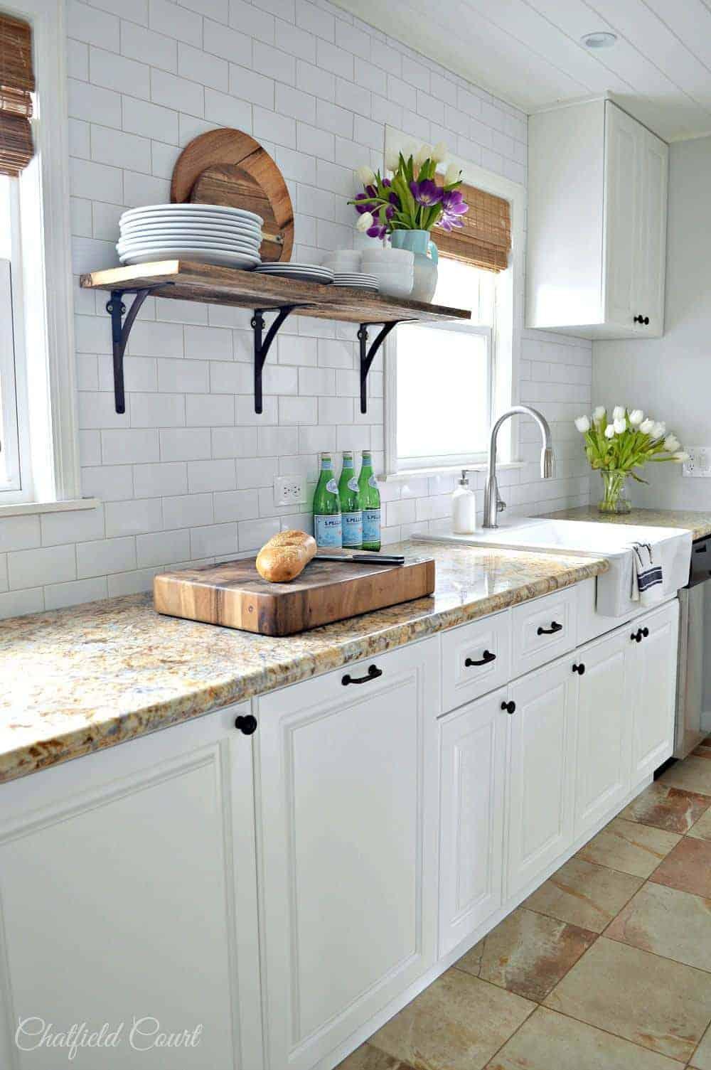 diy kitchen remodel galley kitchen remodel
