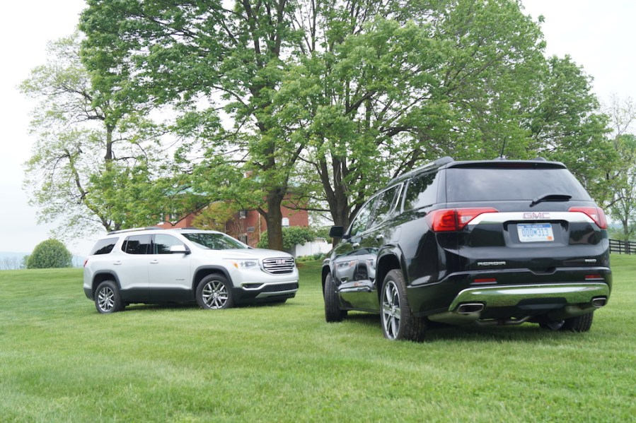 2017 GMC Acadia  Here s Who Should and Shouldn t Buy One