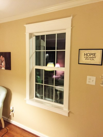 How To Cut Outside Corners on Crown or Bed Molding   Checking In With Chelsea