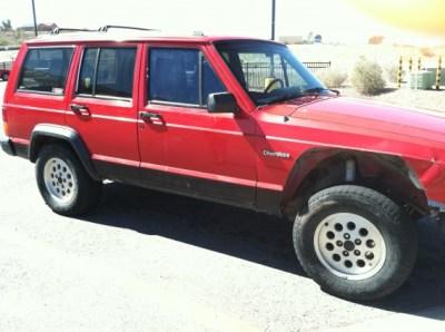 The Unstopable XJ! - Jeep Cherokee Forum