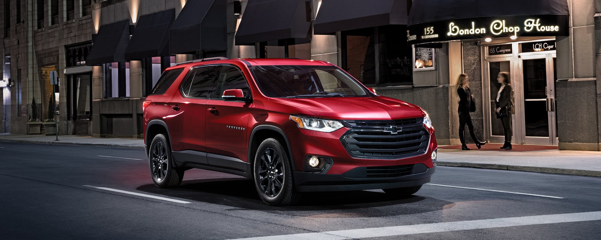 Commercial Cars, Crossovers, and SUVs | Chevrolet