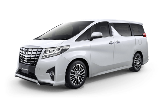 file png white alphard 2016