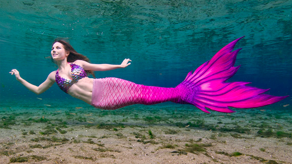 Making of Professional Mermaid Tails With Finfolk Productions mermaid tails