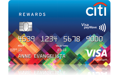 Citi Rewards Card | Credit Card with Rewards Points – Citi Philippines