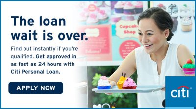 Apply for Personal Loan - Online Loan Application - Citibank Philippines