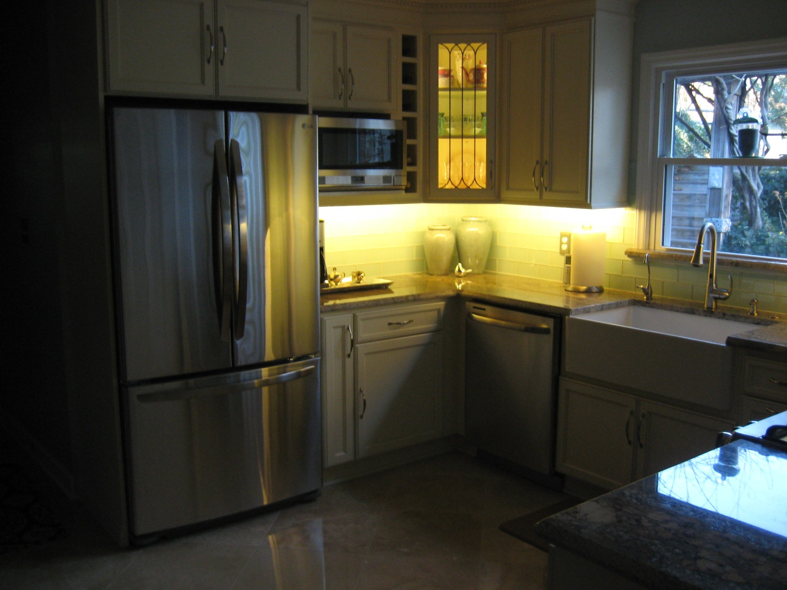 kitchen under cabinet lighting anyone added 2 kitchen under cabinet lighting img Kitchen under cabinet lighting anyone added