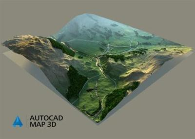 Autodesk AutoCAD Map 3D 2018   Civil Engineering Community     for entertainment  natural resources  manufacturing  engineering   construction  and civil infrastructure  announced the release of AutoCAD Map  3D 2018
