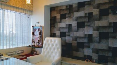Cost of Wallpaper - Installation | Per Square Foot | CivilLane