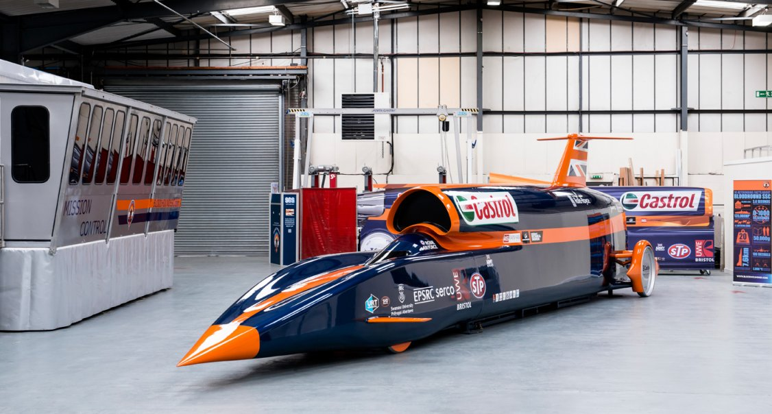 Bloodhound SSC: Where the world's fastest Rolex still keeps perfect time | Classic Driver Magazine
