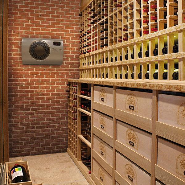 climatiseur winemaster c25 climatiseur de cave vin. Black Bedroom Furniture Sets. Home Design Ideas