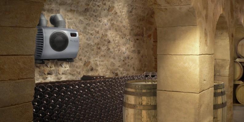 climatiseur de cave climatiseur de cave vin winemaster. Black Bedroom Furniture Sets. Home Design Ideas