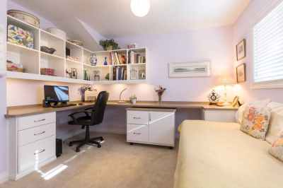 Custom Home Offices   Office Built-in Design   Closet Factory
