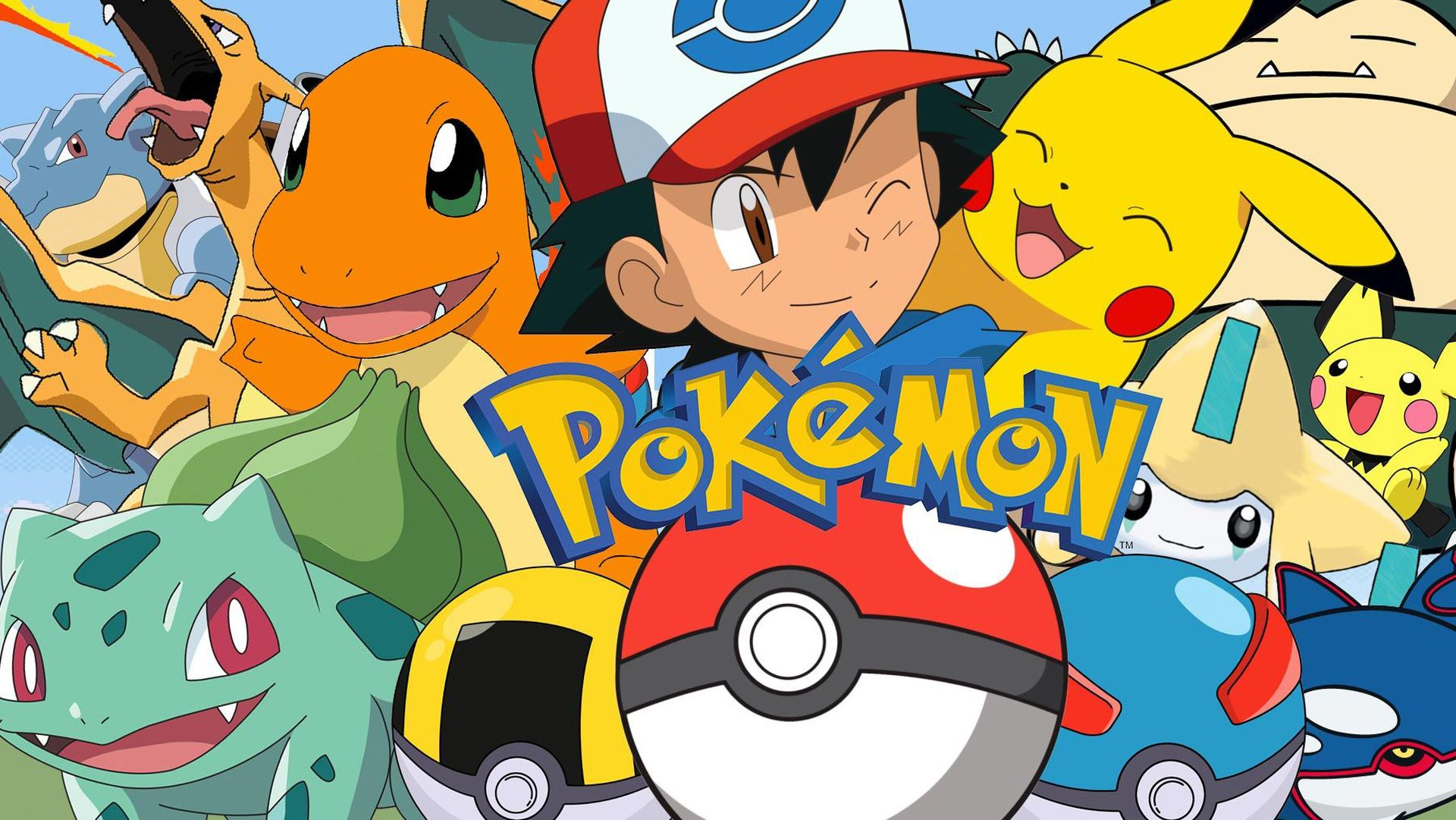 Pokemon Movie Gets Western Release   Clubit TV Pokemon  Friends  title  group  movie