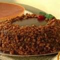 Pastel al Chocolate con Almendras para chuparse los dedos