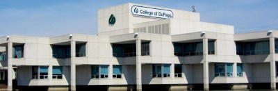 College of DuPage - Graphic Design