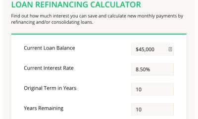 Student Loan Refinancing Calculator – College Reviews