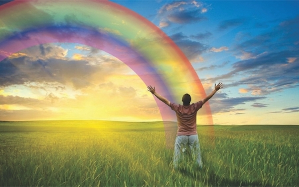 Rainbow Colors  Their Meanings  Order and Symbolism in the Bible There is also mention of a rainbow in the book of Revelations which uses  the rainbow as a sign of the second coming of Jesus Christ