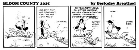 First Bloom County Strip