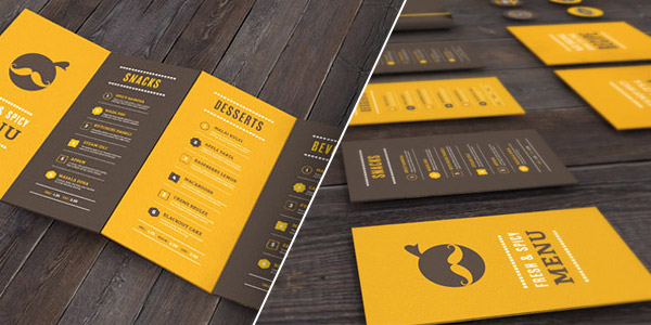 The 174 Coolest Brochure Designs for Creative Inspiration Masala Darbar Brochure