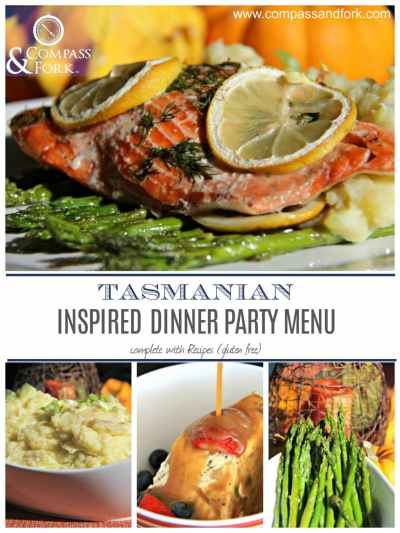 Celebrate Tasmania's Bounty with this Dinner Party | Compass & Fork