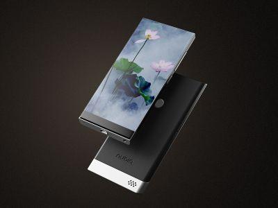 Nubio Bezel Less Phone is Very Pretty, Has a Sliding Back | Concept Phones