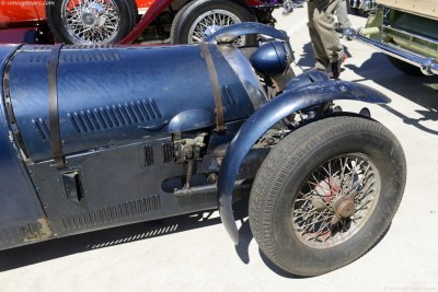 Chassis 27119 1930 BNC Type 527 chassis information